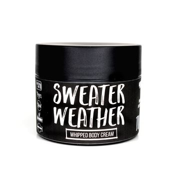 Sweater Weather - Whipped Body Cream