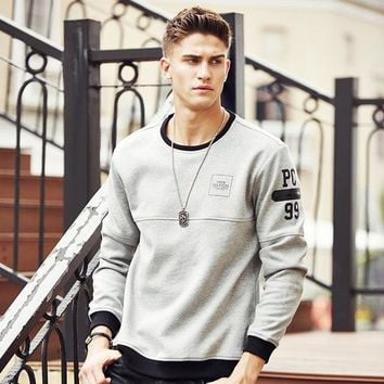 Men Fashion Long Sleeve
