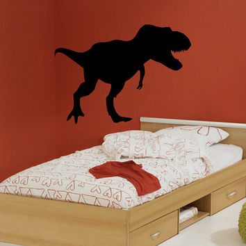 T-REX Dinosaur Wall Decal - Home Decor - Nursery - Kids Room - Gift Idea - Baby Shower - High Quality Vinyl Graphic