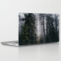Into the forest we go Laptop & iPad Skin by happymelvin