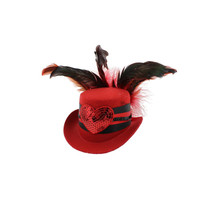 Mystery House Womens Halloween Party Costume Hat
