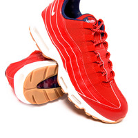Nike Air Max 95 PRM UNIV Red/White-Mid Navy