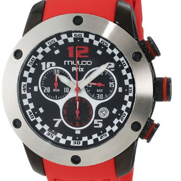"""MULCO Unisex """"Prix"""" Stainless Steel Casual Watch MW2-6313-065"""
