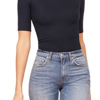 Reformation Janine Ribbed Top | Nordstrom