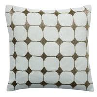 Dot Beaded Pillow Cover