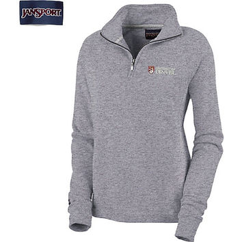 University of Denver Women's 1/4 Zip Chelsea Fleece Pullover | University of Denver