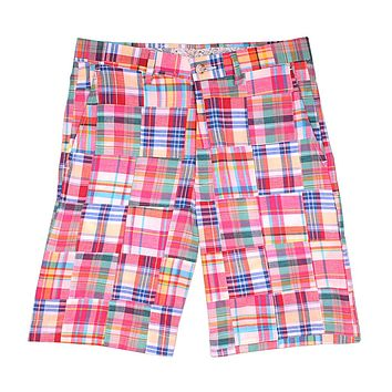 Turnberry Madras Shorts by Country Club Prep - FINAL SALE