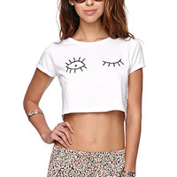 Afends Paranoia Cropped T-Shirt at PacSun.com
