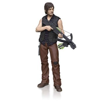 AMC The Walking Dead Daryl Dixon Ornament