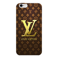 Louis Vuitton Gold  For iPhone 6 / 6 Plus Case