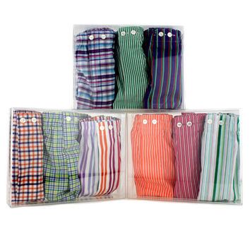 Lorenzini Boxed Set of 3 Boxers