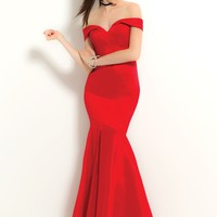 Off Shoulder Dress from Camille La Vie and Group USA