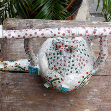 Teapot ( ceramic)ready to ship