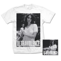 Ultraviolence T-Shirt & Deluxe CD