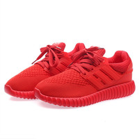Trending Fashion Casual Sports Shoes Red