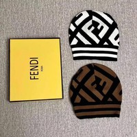 FENDI Women knitting hat