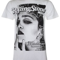 (PALLAS) Madonna Sexy Pop Star T-Shirt (KR035)
