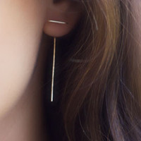 Spiked Bar Earring