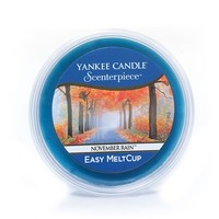 November Rain™ : Scenterpiece™ Easy MeltCups : Yankee Candle