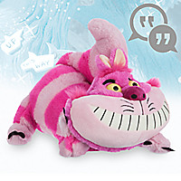 Disney Animators' Collection Interactive Cheshire Cat Plush - 11''