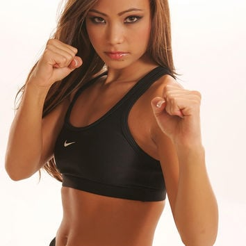 Michelle Waterson The Karate Hottie Girl Fighter MMA Poster