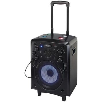 JENSEN(R) SMPS-900 Portable Bluetooth(R) Tailgate/Trolley Speaker