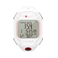Polar RCX3 Sports Watch with Smart Coaching White