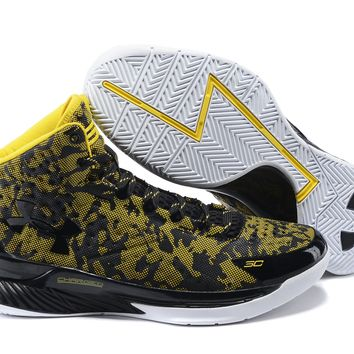 "Under Armour Curry  ""Away""  Basketball Shoes"