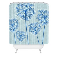 Caroline Okun Astera Shower Curtain