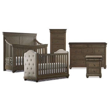 Child Craft Soho 4 In 1 Convertible Crib From