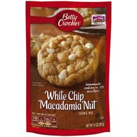 Betty Crocker? White Chip Macadamia Nut Cookie Mix 14 oz. Pouch - Walmart.com