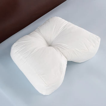 The Side Sleeper's Ergonomic Pillow