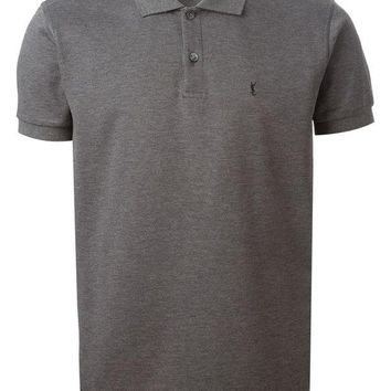 DCCKIN3 Saint Laurent classic polo shirt