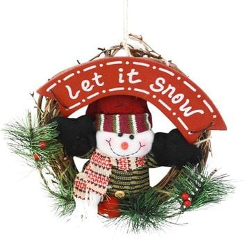 Merry Christmas Home Decor Christmas Ornament
