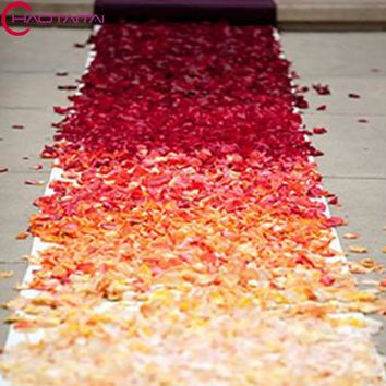 Rose Petals Top quality 500pcs