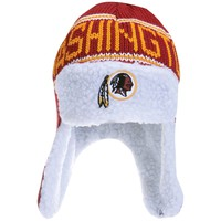 Washington Redskins - Logo Yeti Peruvian Knit Hat