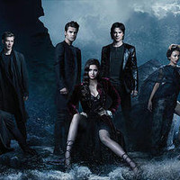 Vampire Diaries Print By Gift Factory