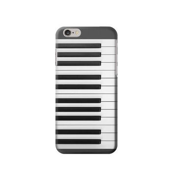 P2082 One Octave Piano Phone Case For IPHONE 6S