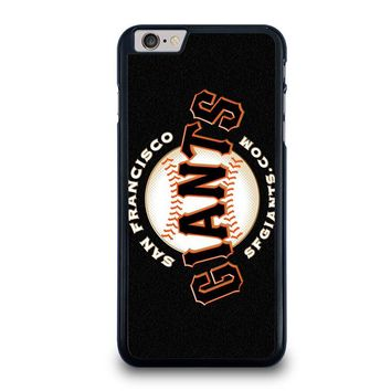 SAN FRANCISCO GIANTS 2 iPhone 6 / 6S Plus Case Cover