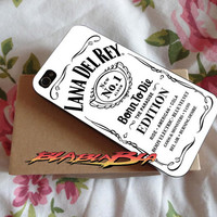Lana Del Rey white for iPhone 4/4s Case, iPhone 5/5s Case, iPhone 5C Case, Samsung S3 i9300 Case, Samsung S4 i9500 Case