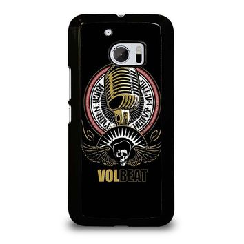 VOLBEAT HEAVY METAL  HTC One M10 Case Cover