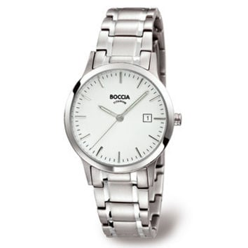 3180-03 Ladies Boccia Titanium Watch