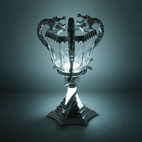 Harry Potter Triwizard Cup Lamp