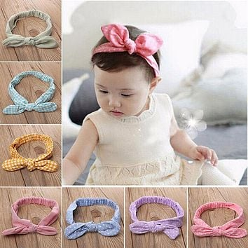 Toddler Infant Kids Baby Girls Headband Hair band BowKnot Hair Band Accessories Headwear Baby Girl