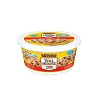Nestle Toll House Scoop & Bake Chocolate Chip Cookie Dough Tub 32 oz
