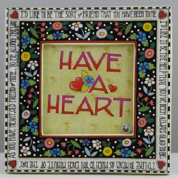 Mary Engelbreit Heart Picture FRAME-77808