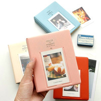 Fujifilm Instax Mini Film Album Polaroid Photo Albums Holder Color