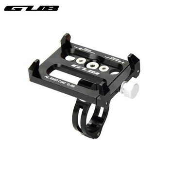 GUB G-86 Aluminum Alloy Phone Holder MTB Road Bicycle Phone Stand Moto Gps navigation holder Waterproof for 5-6 inch Phone Case