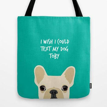 Custom tote, Custom dog tote, Personalized dog tote bag, Dog tote, Customized tote with dog, Personalized gift, Dog lovers tote