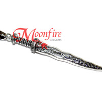 ONCE UPON A TIME Emma Dark One Dagger Necklace